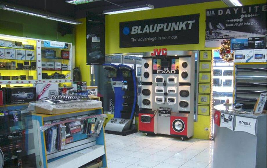 Auto Service Shop