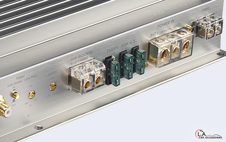 DLS AMP-A5 Car Amplifier