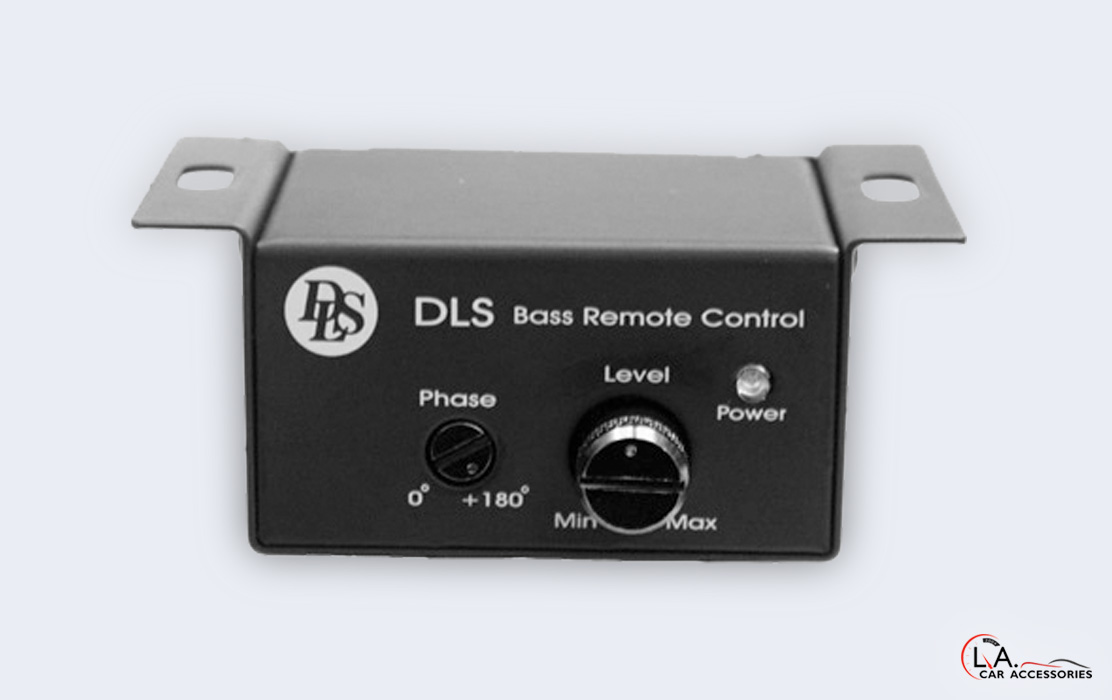 DLS AMP-A7 Car Amplifier