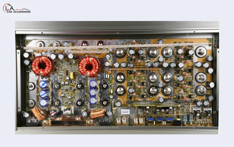 DLS AMP-MONO-A6 Car Amplifier