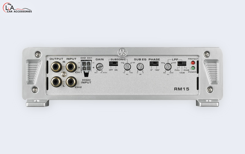 DLS AMP-RM15 Car Amplifier