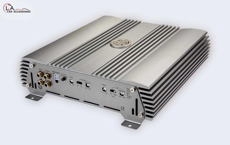DLS CA12 1 CHANNEL MONO Car Amplifier