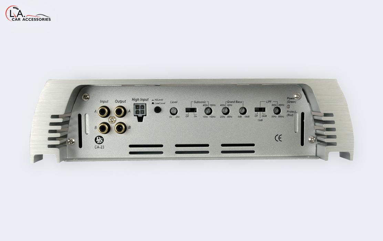 DSL CA23 – 400 W Stereo Amplifier