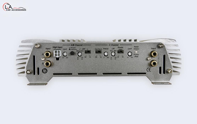 DLS CA31 3 CHANNEL Car Amplifier