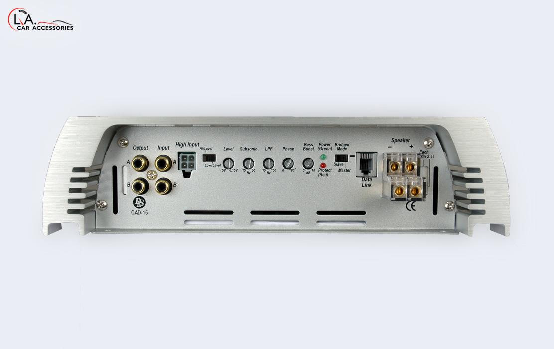 DLS CAD15 CHANNEL MONO Car Amplifier