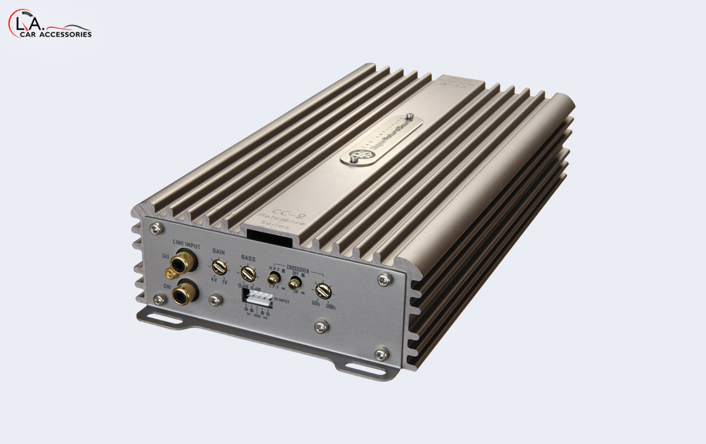 DLS CC-2 2Channel 340 Watts Car Amplifier