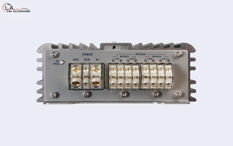 DLS CC-44 – 4 x 110 Watt Car Amplifier