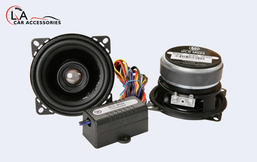 DLS M524 2-Way Coaxial Speaker