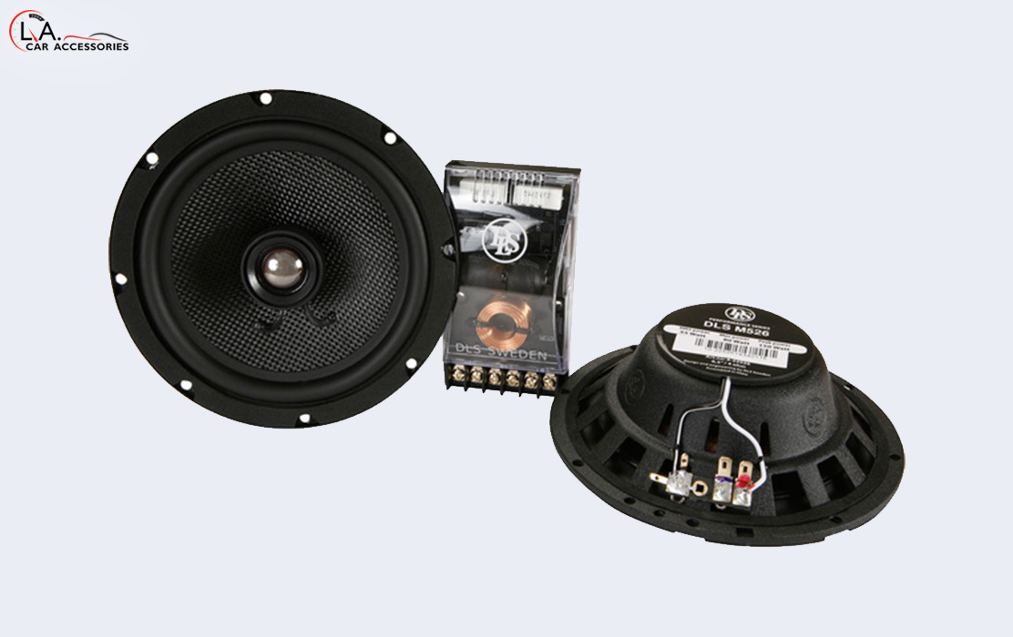 DLS M526 2-Way Coaxial 6,5 Inches