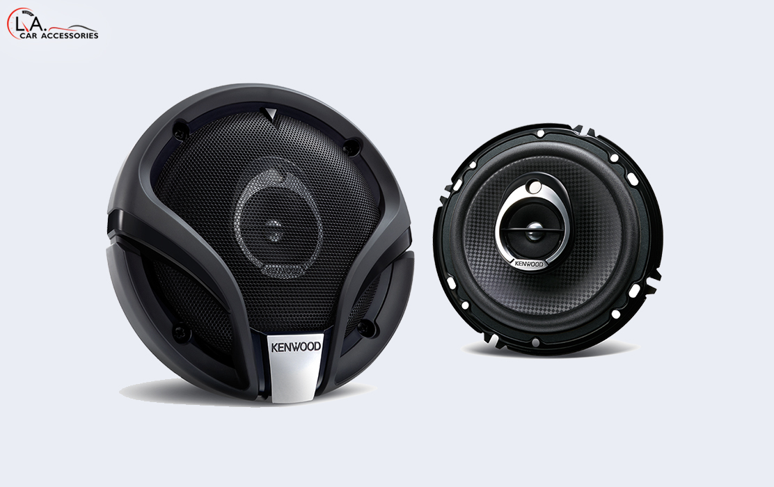 Kenwood Coaxial KFC-M1634A Speakers