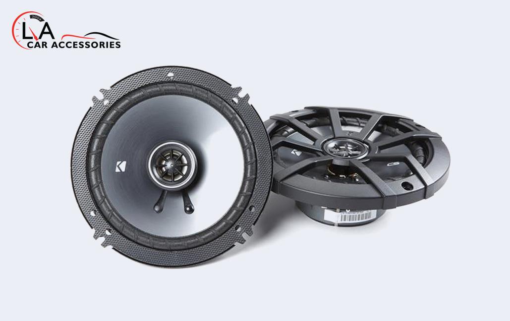 KICKER CSC65 2-Way Coaxial Speaker