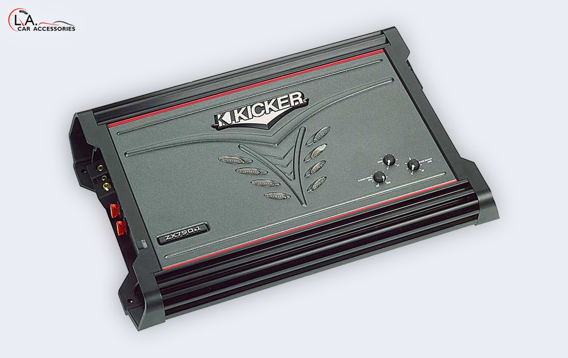 KICKER ZX 750.1 Car Amplifier