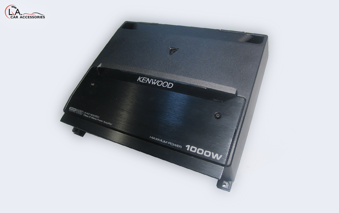 Kenwood KAC-8105D Car Amplifier