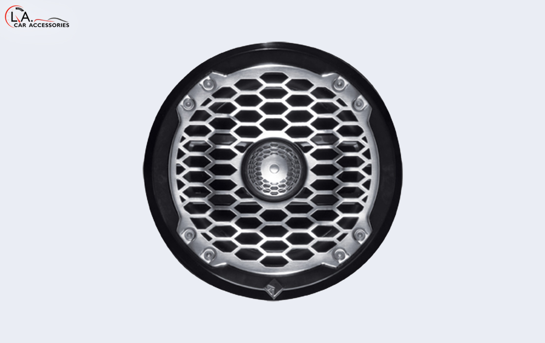 ROCKFORD FOSGATE M262B 6.5″ Full-Range Speaker – Black
