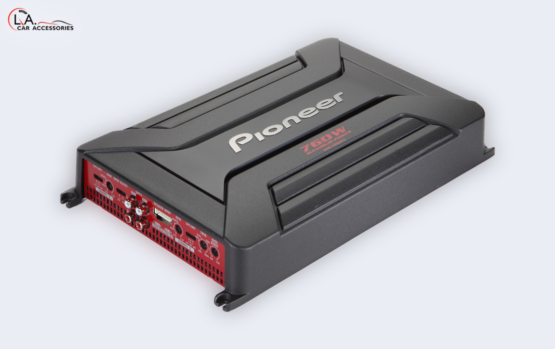 Pioneer GM – A6704 Amplifier