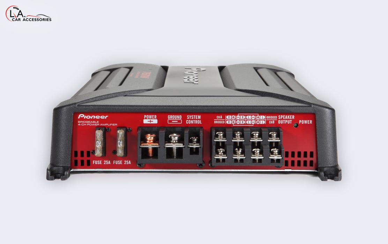 Pioneer GM – A6704 Amplifier