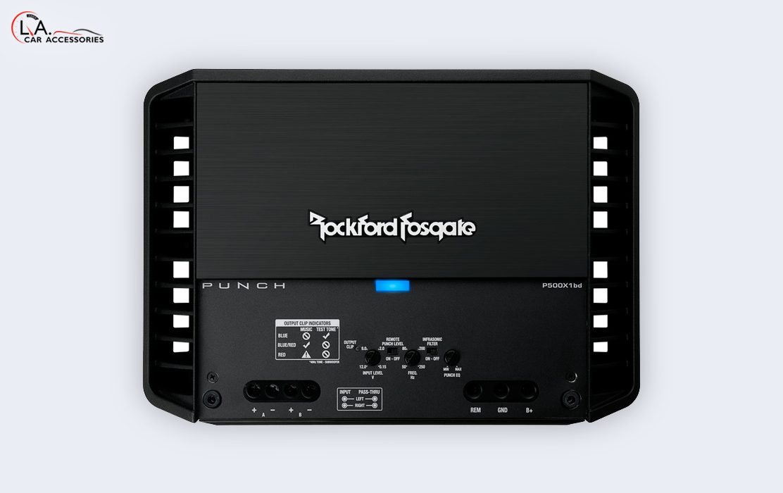 ROCKFORD FOSGATE P500X1bd
