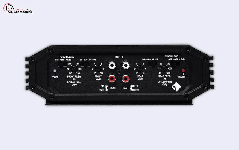Rockford Fosgate Prime 300.4 Car Amplifier