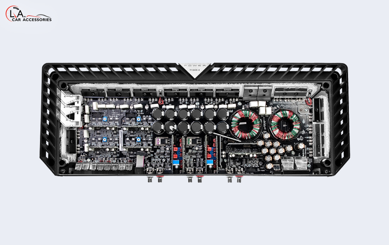 Rockford Fosgate T1000-4AD Car Amplifier