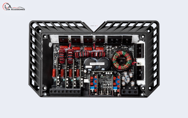 Rockford Power T600.4 Car Amplifier