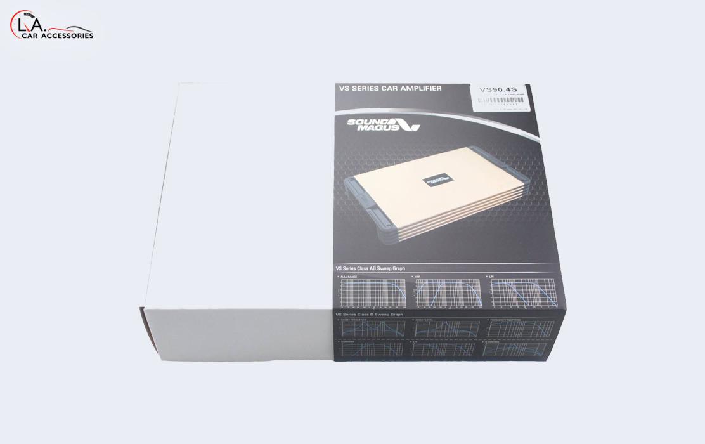 Sound Magus VS90.4S Car Amplifier