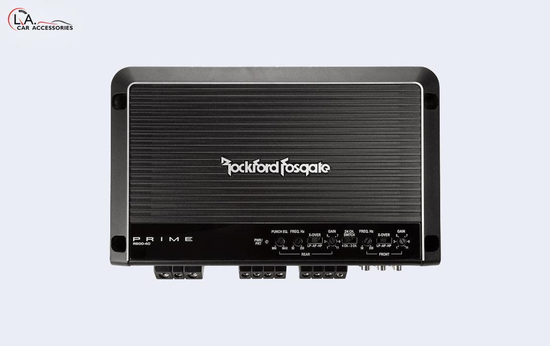 Rockford Fosgate Prime R600-4D Car Amplifier