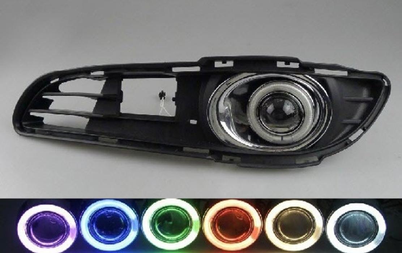 2008 – 2014 Toyota Vios Fog Lights