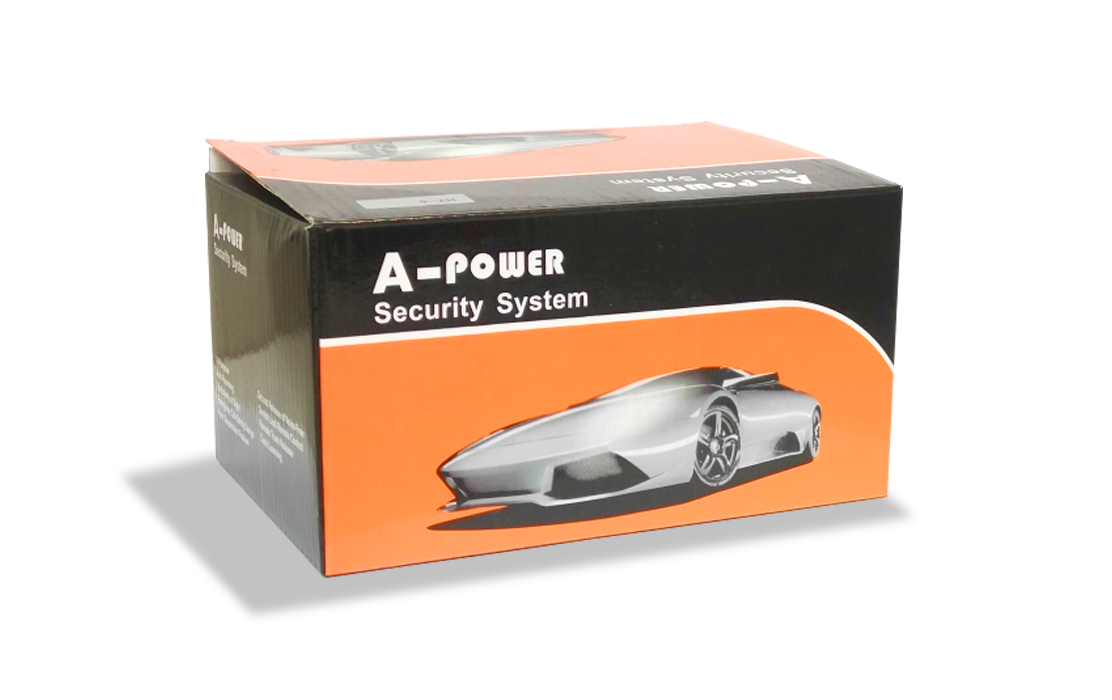 A – Power Car Security Alarm