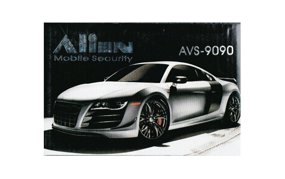 AVS-9090 Alien Mobile Security