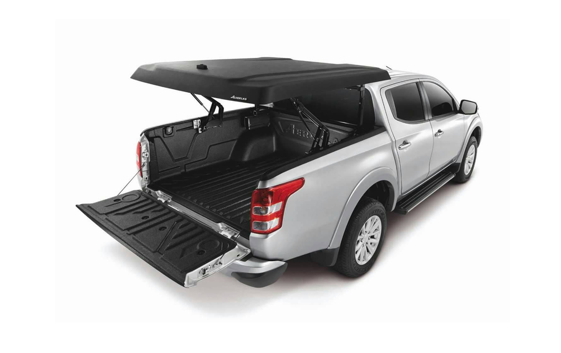 Aeroklas Deck Cover Electronic Lift up for Mitsubishi Triton