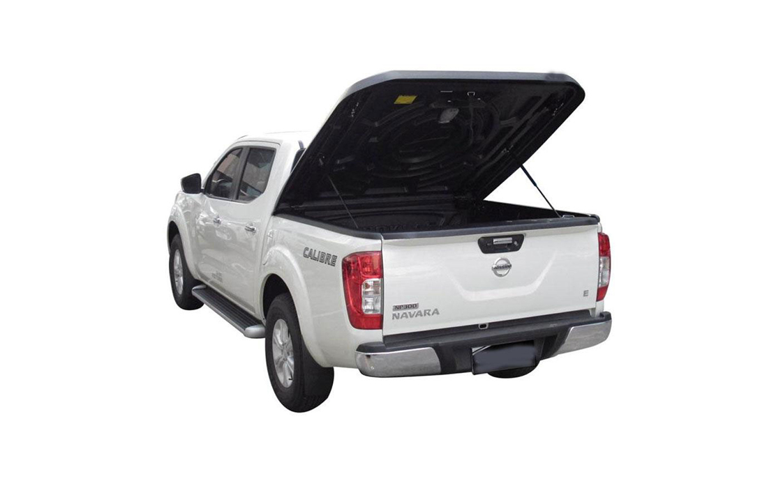 Aeroklas Deck Cover Manual Lift Up For Nissan Navara