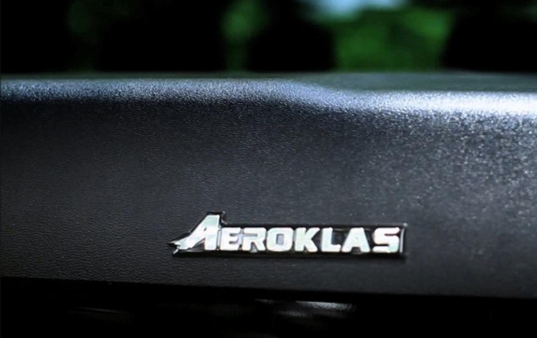 Aeroklas Deck Cover Manual Lift up for Mazda BT