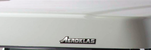 Aeroklas Deck Cover Manual Lift up for Isuzu Dmax