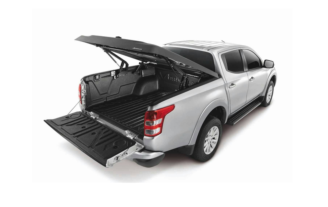 Aeroklas Deck Cover Electronic Lift up for Ford Ranger