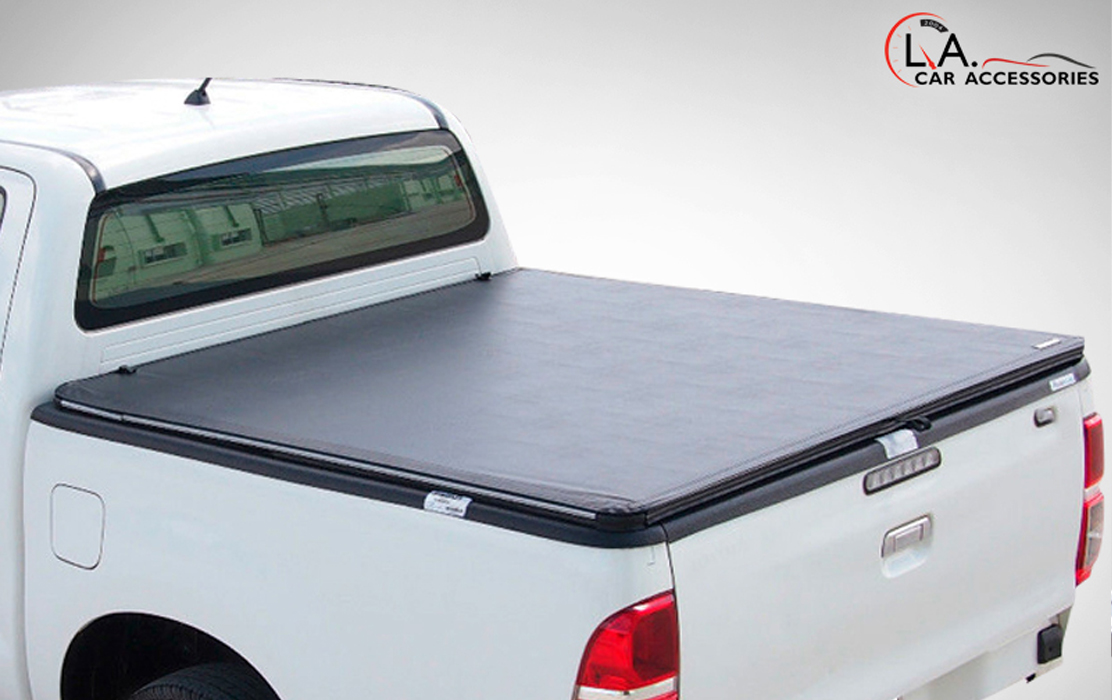 Aeroklas Softcover Lift & Roll for Toyota Hilux