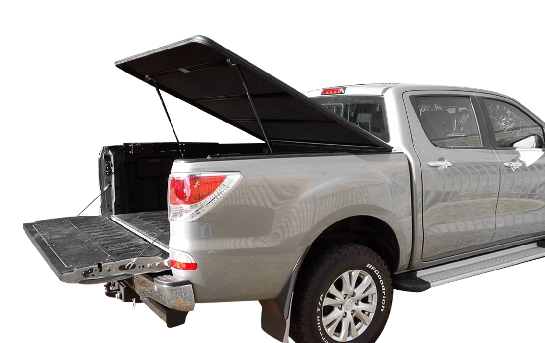 Aeroklas Softcover Lift & Roll for Mazda BT