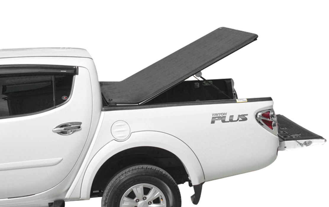 Aeroklas Softcover Lift & Roll for Mitsubishi Triton