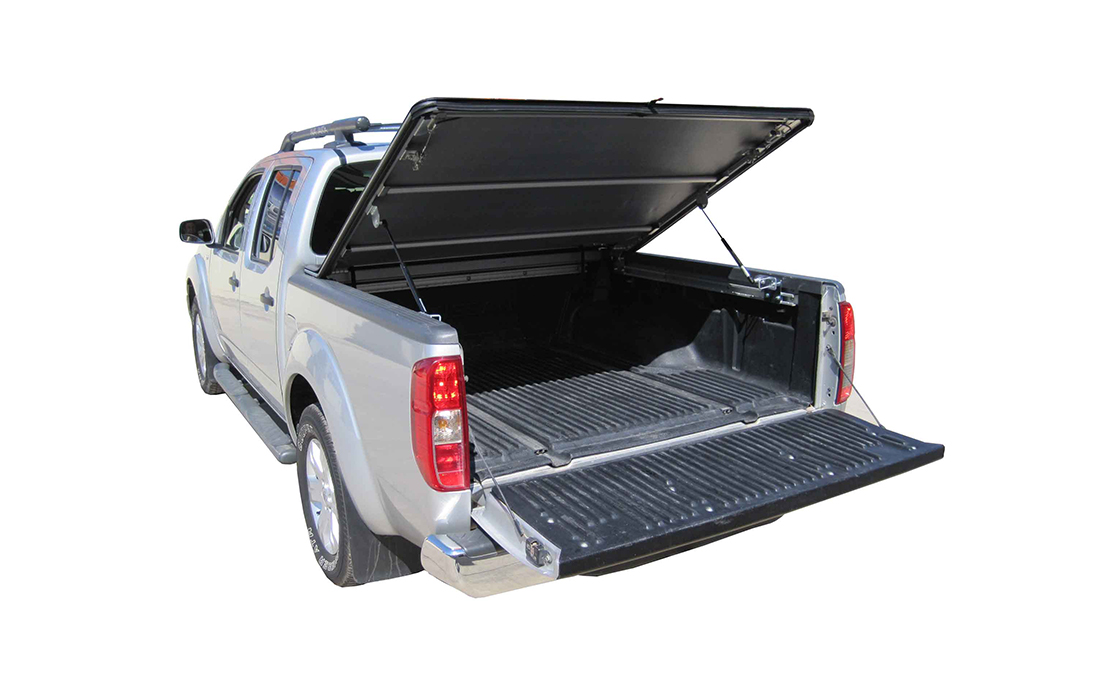 Aeroklas Softcover Lift & Roll for Nissan Navara