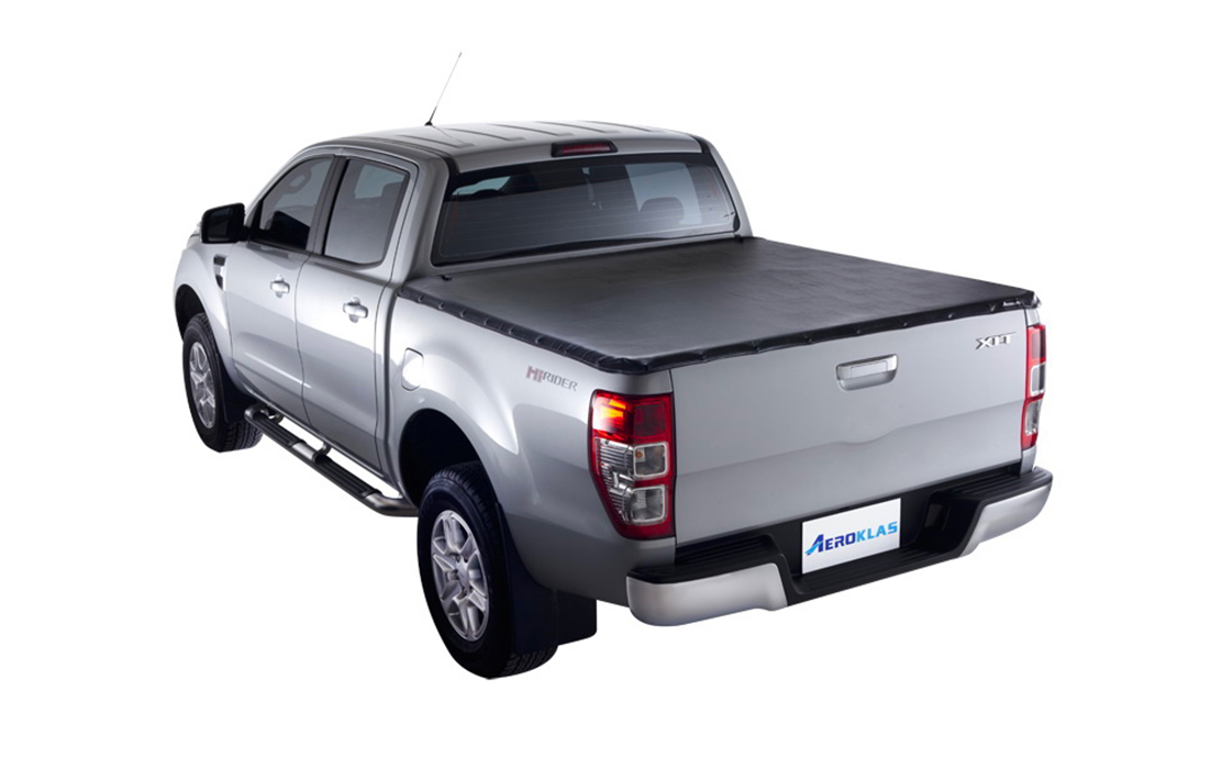 Aeroklas Softcover Snap and Clip for Ford Ranger