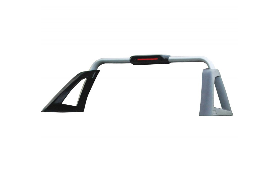 Aeroklas Single Styling Bar for Isuzu DMAX