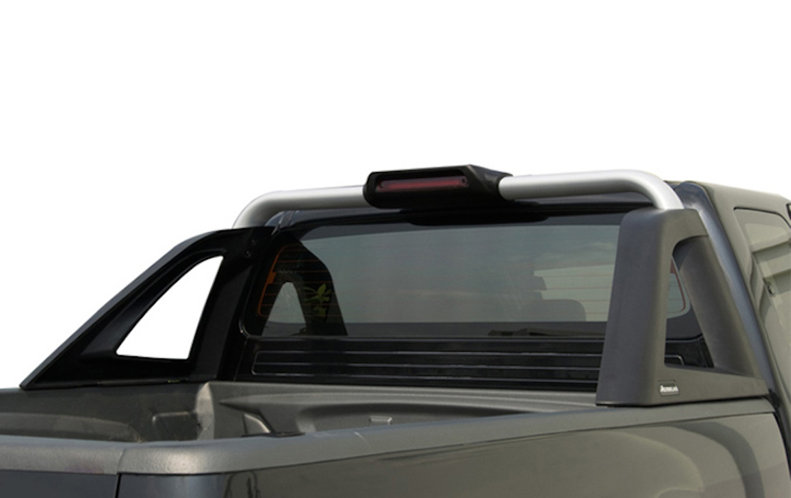 Aeroklas Single Styling Bar for Toyota Hilux