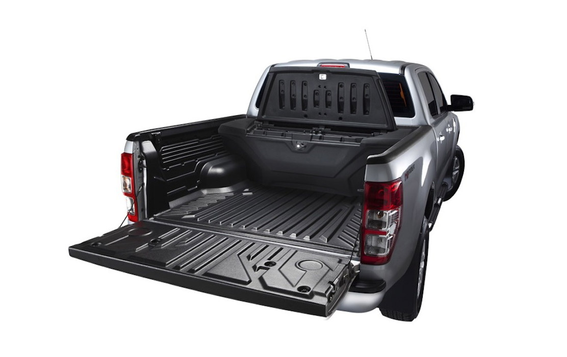 Aeroklas Gravity UTE Box for Ford Ranger