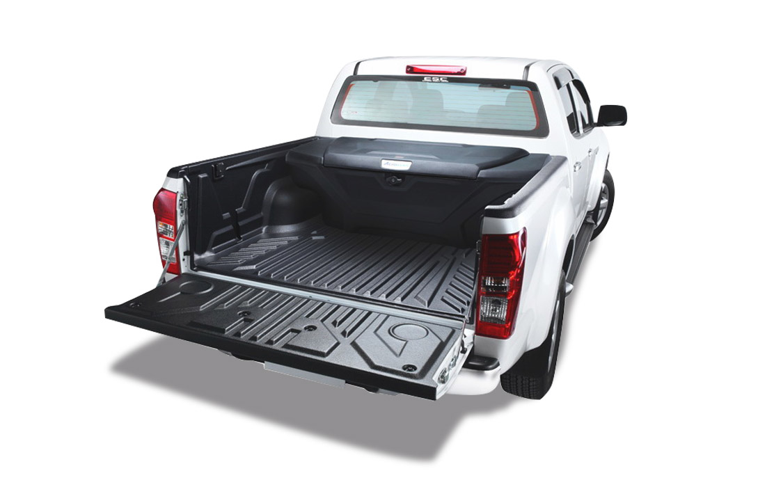 Aeroklas Gravity UTE Box for Isuzu D-max