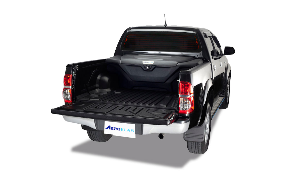 Aeroklas Gravity UTE Box for Mazda BT