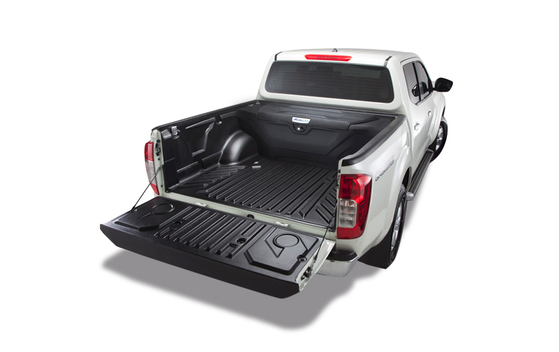 Aeroklas Gravity UTE Box for Nissan Navara