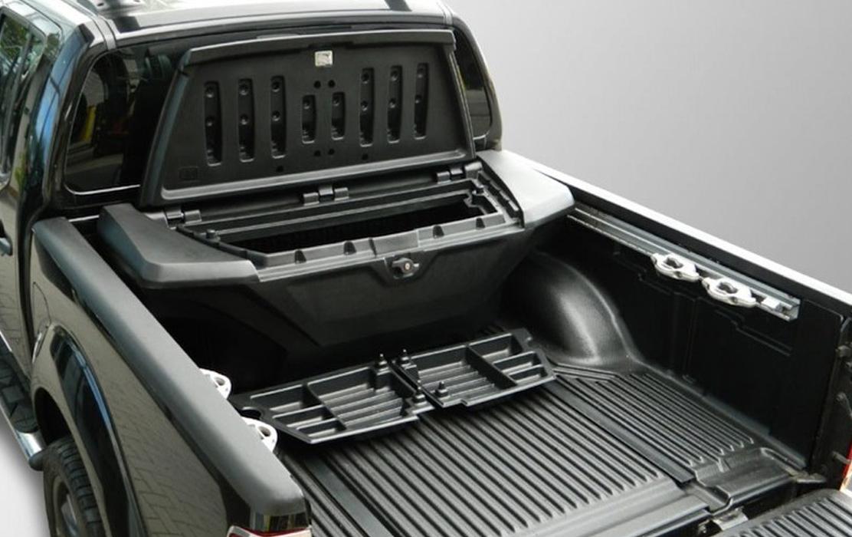 Aeroklas Utility Box Gladiator for Mazda BT