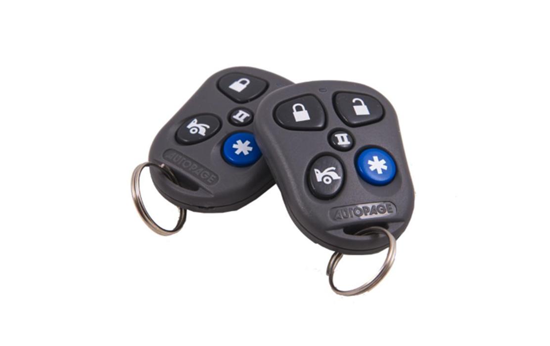 Autopage RF-355V Car Alarm