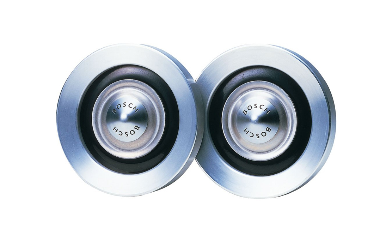 Bosch Europa Car Horn (Silver)