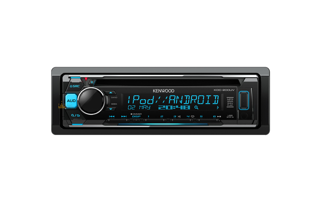 Cd Mp3 Stereos
