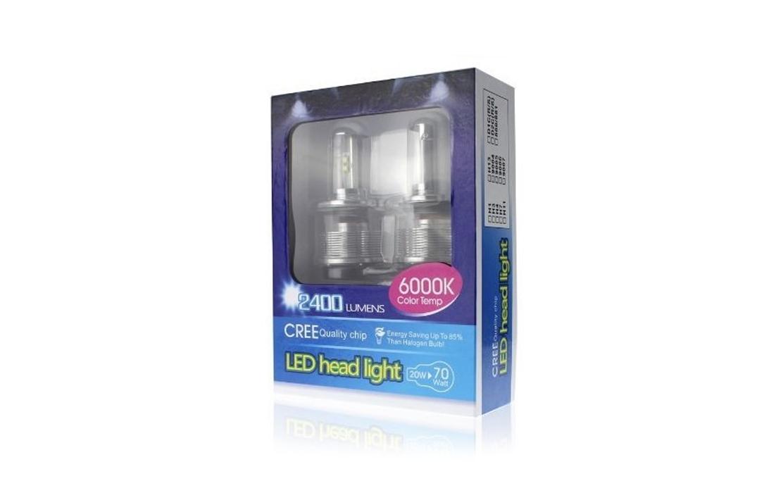 Cree LED Head light Bulb Single Beam